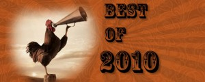 The Best of 2010