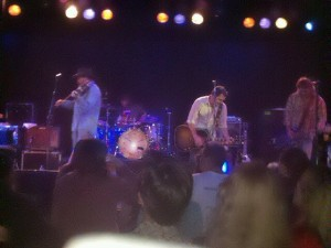 Concert Review – Reckless Kelly, Hang Jones – Slims- San Francisco CA – 12/8/2010