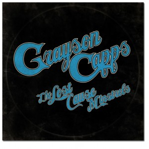Music Review: Grayson Capps – The Lost Cause Minstrels [Royal Potato Family]
