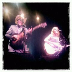Concert Review: Gillian Welch and David Rawlings – Warfield Theatre, San Francisco  – 7/7/11