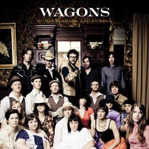 Music Review: Wagons  –  Rumble Shake & Tumble
