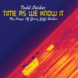 Todd Snider Honors His First Musical Hero On 'Time As We Know It: The Songs Of Jerry Jeff Walker,' Out April 24