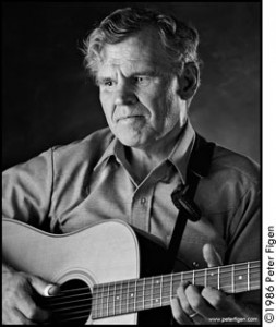 Doc Watson – (1923 – 2012) – The Music Never Dies