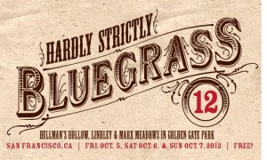 Hardly Strictly Bluegrass Festival 2012 Lineup