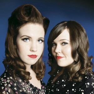 Secret Sisters Ticket Giveaway – War Memorial Auditorium/Nashville