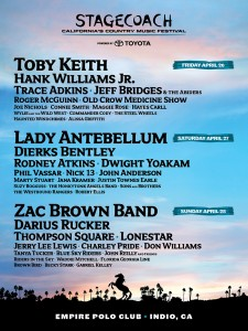 Stagecoach 2013 Lineup Announced