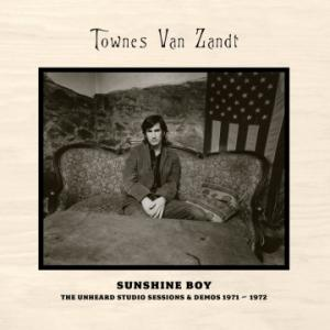 Unheard Townes Van Zandt To Be Released