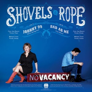 Listen Up! Shovels and Rope Cover Bruce Springsteen and Tom Waits for Jack White's Third Man Records