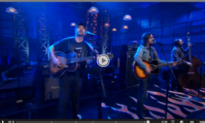 "Watch Out! Shooter Jennings with Scott H. Biram ""White Trash Song"" on The Tonight Show [VIDEO]"