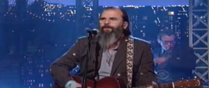 Steve Earle Letterman 4_13