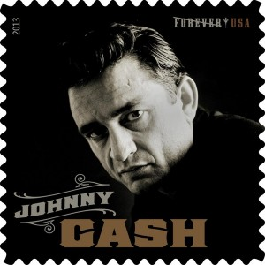 Johnny Cash Forever Stamp Celebration at the Ryman Auditorium