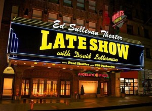 Americana Music Support at the Late Show with David Letterman [VIDEO]