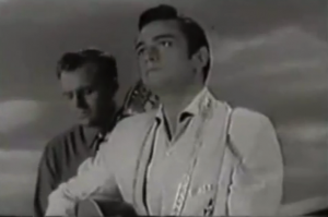 Johnny Cash – The 1950s Live TV Appearances