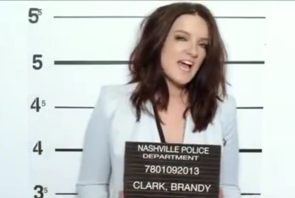 Watch Out Brandy Clark Stripes And Pray To Jesus