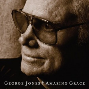 "George Jones Posthumous Album ""Amazing Grace"" To Be Released"