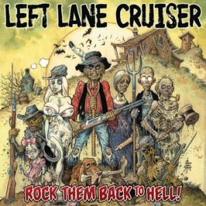 "Listen Up! Left Lane Cruiser : ""Juice To Get Loose"""