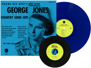 George Jones' First Album, 'The Grand Ole Opry's New Star,'