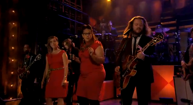 My Morning Jacket ft. Brittany Howard and Merrill Garbus