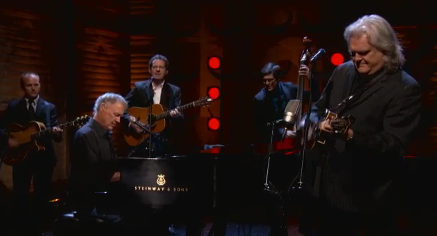 "Ricky Skaggs & Bruce Hornsby ""The Way It Is"""