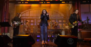 Candi Staton, Jason Isbell Pay, John Paul White and the Swampers Pay Tribute to Muscle Shoals on 'Letterman' [VIDEO]