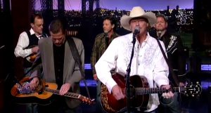 "Watch Out! Alan Jackson: ""Blacktop"" on David Letterman"