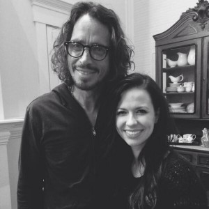 "Listen Up! Chris Cornell and Joy Williams ""Misery Chain"""