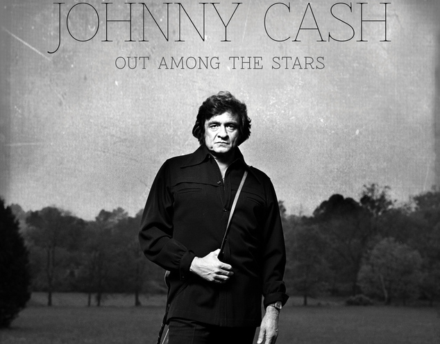 Johnny Cash album 'Out Among the Stars'