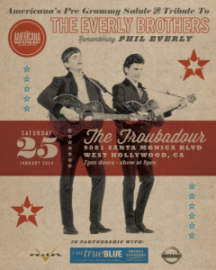 Americana Music Association Presents Everly Brothers Tribute