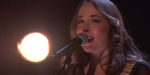 "Watch Out! Sarah Jarosz – ""Over The Edge"" on Conan [VIDEO]"