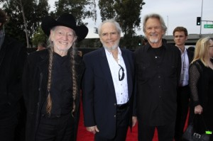 Willie Nelson, Kris Kristofferson and Merle Haggard Working on New Album