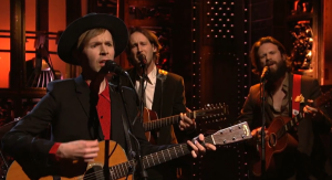 Watch Out! Beck  – 'Saturday Night Live' 3/1/14