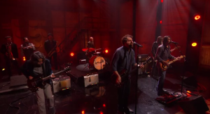 "Watch Out! Drive-By Truckers ""Shit Shots Count"" – Conan 03/06/14"