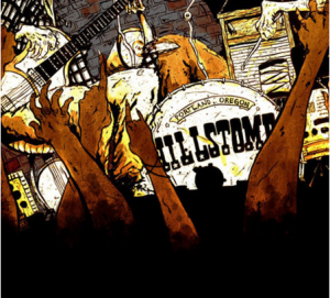 "Listen Up!  Hillstomp – ""Don't Come Down"""