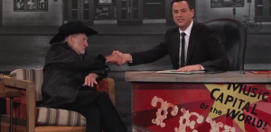 Willie Nelson on Jimmy Kimmel Live – 3/114/14