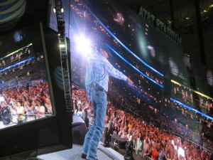 George Strait Sets Attendance Record While Keeping It Intimate