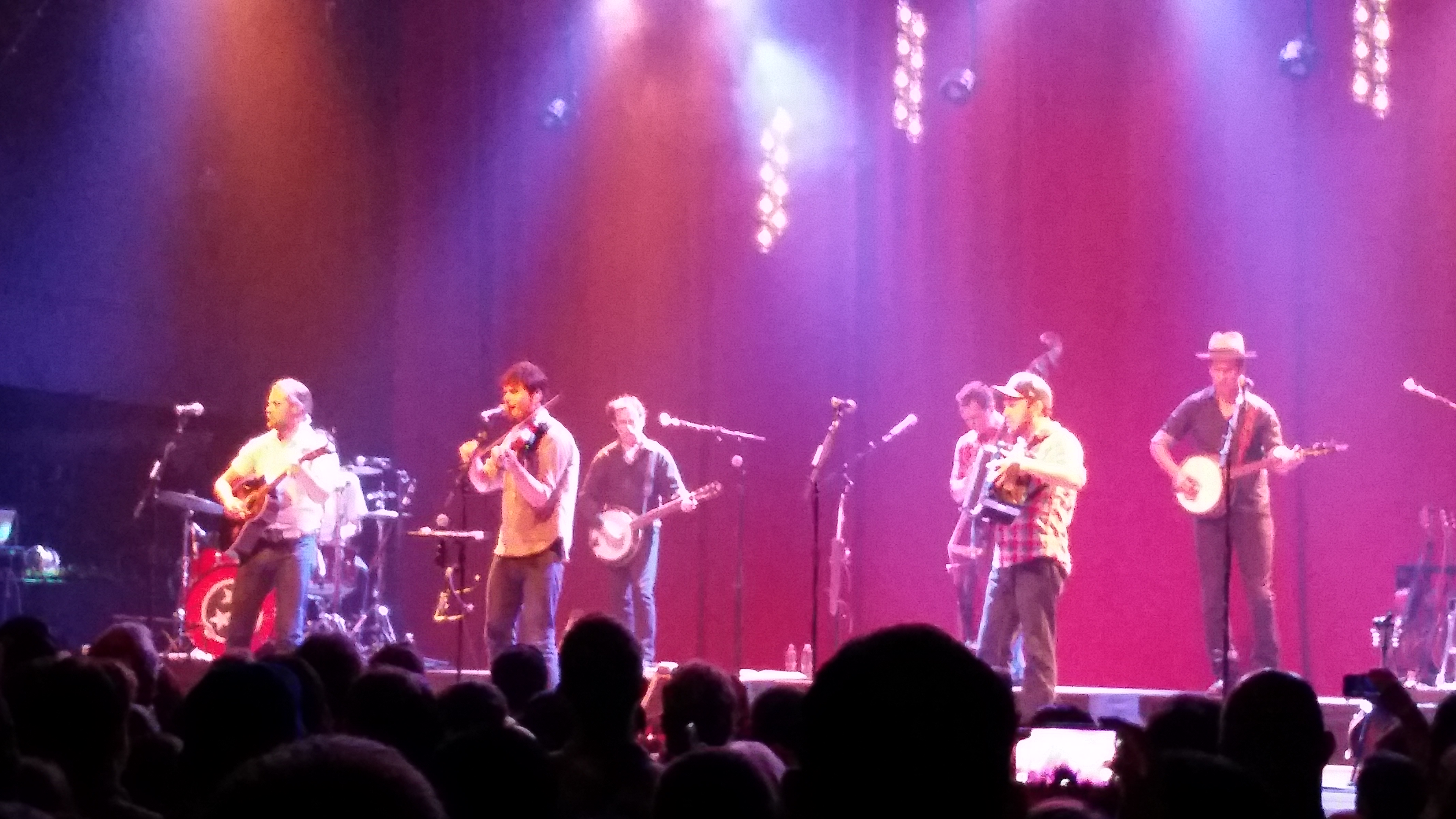 Old Crow Medicine Show - Dallas, TX - House Of Blues 7/11