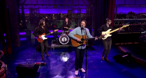 "Sturgill Simpson: ""Life of Sin"" – Late Show with David Letterman 7/15"