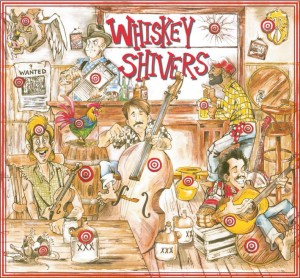 Whiskey Shivers To Release Self-Titled LP 9/23, Produced By Robert Ellis