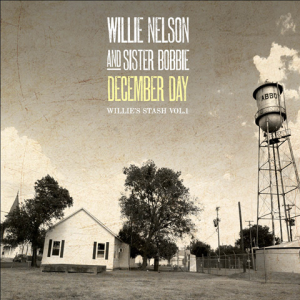 "Willie Nelson to Release New Album ""December Day"" – Due Out In December"