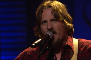 Watch Out! Sturgill Simpson 'Living The Dream' on Conan