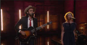 "Watch Out! Shakey Graves – ""Dearly Departed"" on Conan"