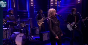 "Watch Out! Lucinda Williams – ""Protection"" on The Tonight Show with Jimmy Fallon"