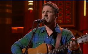 "Watch Out! Sturgill Simpson: ""Turtles All the Way Down"" on The Tonight Show with Jimmy Fallon"