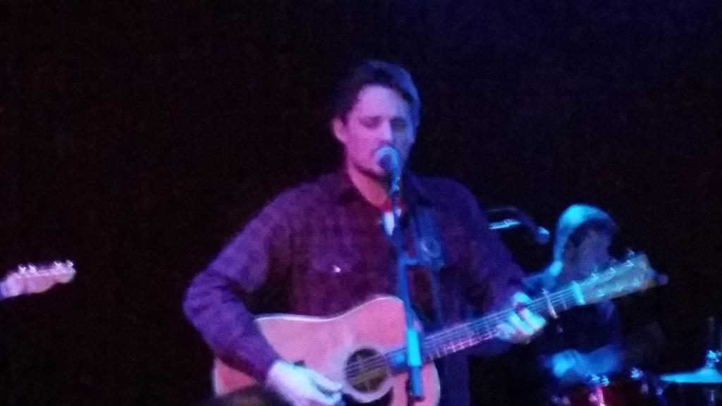 Sturgill Simpson - Club DaDa - Dallas, Tx - 11/15/14