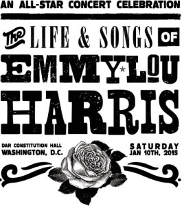 Emmylou Harris To Be Honored By Roots Peers at Washington Event