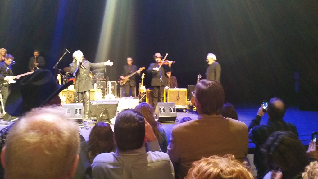Merle Haggard / Marty Stuart A Powerful One, Two Punch - Bass Hall, FT. Worth 11/12/14