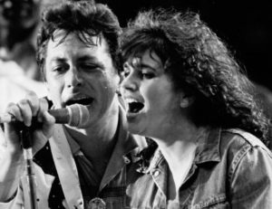 "Listen Up! Hear An Unreleased  Joe Ely and Linda Ronstadt duet  ""Where is My Love."""