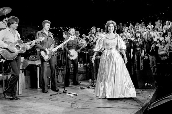 Austin City Limits -Loretta Lynn