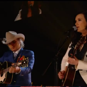 Brandy Clark & Dwight Yoakam 'Hold My Hand'