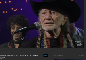 Austin City Limits Season Finale: Wille Nelson, Emmylou Harris, Lyle Lovett + Premieres Feb. 14